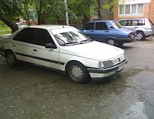 Imagine Vand usi fata peugeot 405 diesel culoare alb Piese Auto