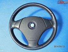 Imagine Bmw seria 3 e90 e91 e92 e93 model 2006 2013 volan piele fara Piese Auto