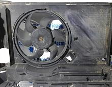 Ventilator radiator Fiat Stilo