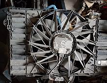 Imagine Ventilator radiator Porsche Panamera 2012 Piese Auto