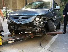 Imagine Vând Dacia Logan Diesel Recent Avariat Masini avariate