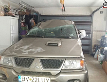 Imagine Vând Mitsubishi Pajero Sport Masini avariate