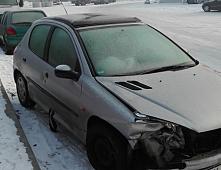 Imagine Vand Peugeot 206 Avariat Masini avariate
