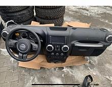 Imagine Volan Jeep Wrangler 2017 Piese Auto