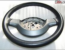 Imagine Volan smart fortwo piele perforata model 2001 2006 nou pret Piese Auto