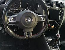 Imagine Volan Volkswagen Golf 6 2012 Piese Auto
