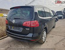 Imagine Dezmembrez Vw Sharan 7n Facelift 2 0 Tdi Dsg Ii 7 Locuri Piese Auto