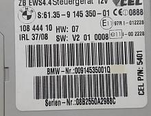 Imagine Modul Ews 4 BMW X3 motor 2.0 diesel foto atasat