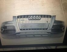 Imagine Bara fata completa cu grila radiator Audi Q5 Sline