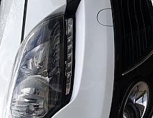 Imagine Led lumini de zi Renault megane 3