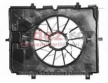Imagine Carcasa ventilator radiator BMW Seria 5 2005 cod Piese Auto