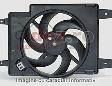 Imagine Ventilator radiator Volkswagen Passat 2012 Piese Auto
